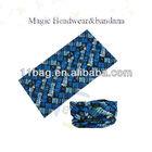 Multi printed headwear/neck tube bandana
