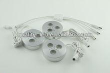 CUL Listed LED Cabinet Light /LED Puck Light / Under Cabinet LED Downlight