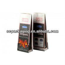hot selling charcoal packaging bag