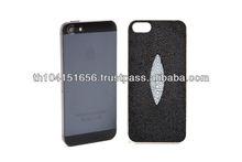 Modern Style Stingray Leather Cellphone Case