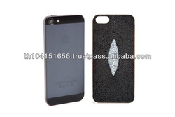 Modern Style Stingray Leather Cellphone Case
