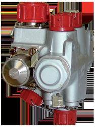 Electro-hydraulic distributors