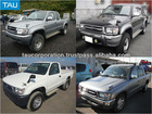 Japanese used toyota pickup in japan sale by export company