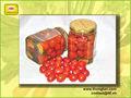 conservas de tomate cereja para thongtanfood