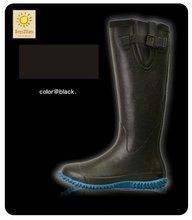 lightweight garden cheap rubber rain boots