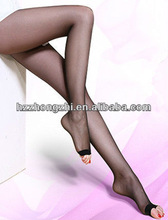 Sexy lady transparent - pieds collants / collants