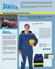 Sealtex Overall Wetterschutzeigenschaften Wetterschutzbekleidung