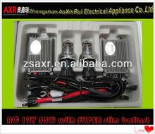 Hot sale super slim HID Xenon ballast kit with single beam bulb:AXR-K002