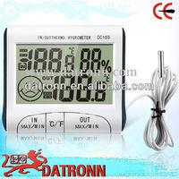 digital thermometer data logger DC103