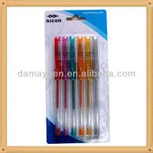 gel ink pen refill,glitter gel pen packs