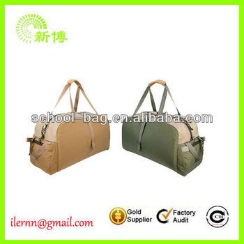 2014 Fashional large sports gym bag
