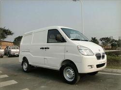 electric van eOne-V01(72V/7.5KW),electric van truck,mini box truck model,2 seats