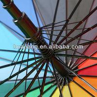 Wilson Golf Centennial Pro Tour Multi-color Golf Umbrella