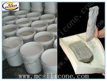 RTV-2 Silicone Mold Rubber for Concrete Stone