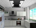 acp panneau composite en aluminium pour armoires de cuisine polymère panneau composite