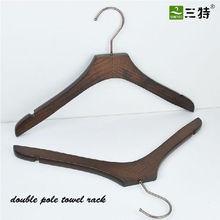 SUMTOO 1026 luxury vintage ash shirt double pole towel rack