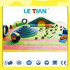 LT-2176A Kids Indoor soft playground area
