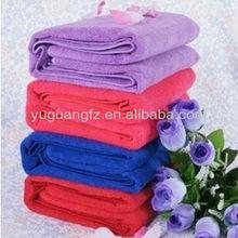 Brand design print microfiber bath towel manufacturer