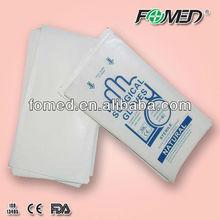 disposable sterilization paper bags pouches for glove