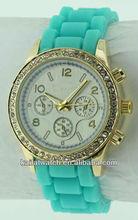 charm and vogue sport silicone watch/led sport watch/vintage wrist watch KFJ-088