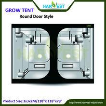indoor garden 300x300x200cm Grow dark room