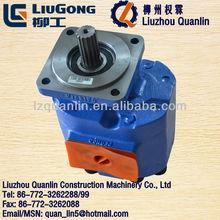 11C0007 Gear Pump liugong clg856 clg836 zl50c wheel loader hydraulic pump