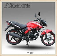 Tiger Moldel 200cc Racing Motorcyles YH200I