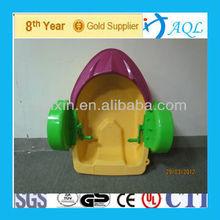 Happy funny children games popular mini plastic toy boats