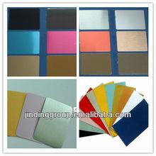 colour painted aluminum sheet