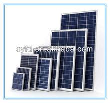 Portable Solar Power Plastic Solar Cells 70W