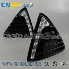 Super Bright 7 LED DRL, LED Daytime Running Light for Ford Focus