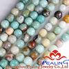 Loose Semi-precious Stone Beads Colorful Amazonite Beads