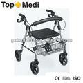 La terapia di riabilitazione forniture twa965lh-1 topmedi serie walker ausili per la deambulazione