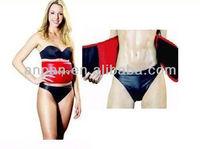powerful heated waist belt/waist slimming belt for burning fat ANP-1DS(CE)