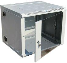 Metal high protected telecom cabinet/6 U Indoor telecom enclosure YB06