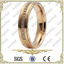 CZ Stone Fake Gold Jewellery Design