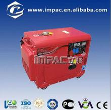 DG6500SE3 single cylinder ideal electric generator