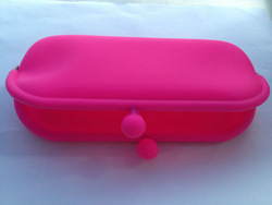 New silicone wallet, silicone credit card holder,silicone bag silicone rubber purse for girl/lady/women