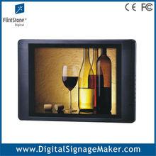 "Retail store 15"" 1080P advertising digital signage/ POP display/monitor"