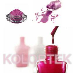 pigment powder nail