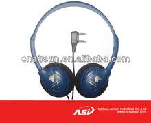 China Air 2 Pin Headsets