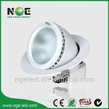 85lm/w Samsung smd 38W round led shop light