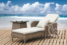 GW3062 D design outdoor furniture sun loungers
