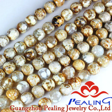 Factory Pricee Wholesale Fire Natural Agate Beads