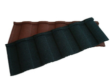 fish scale asphalt shingle roof