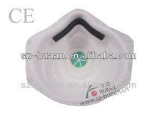 n95 ffp1/ffp2/ffp3 nonwoven dust respirator factory