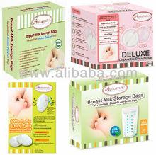 Breast Milk Storage Bag / Breast Pad Disposable / Breast Pad Reusable & Washable / Bra Extender