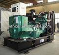 Ce ISO buen precio 10-1875KVA industrial generador de aire caliente para ventas calientes