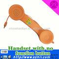 Universal 116d rj11 cabeza de teléfono auricular/auriculares, equipodecomunicación para la oficina y del centro de llamadas