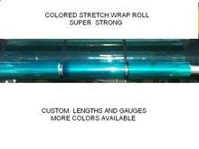 Colored Stretch Film